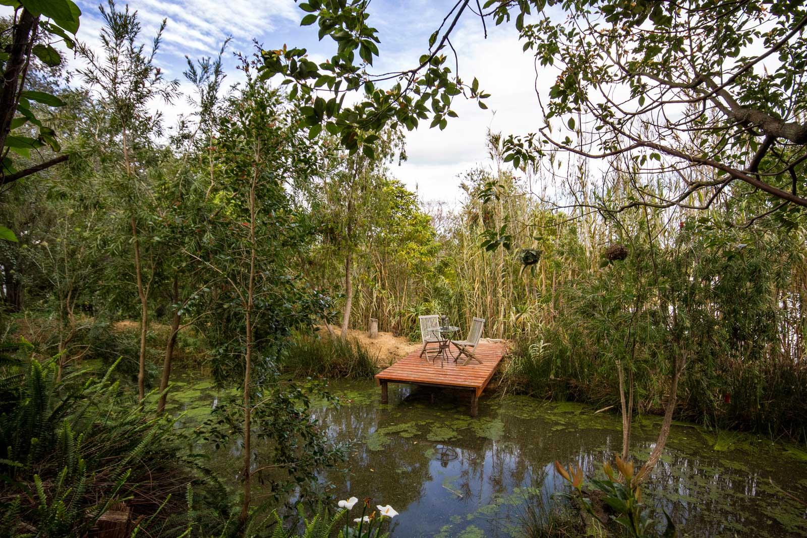 Our Gardens | Swellendam Country House | Hotel | B&B | Augusta de ...