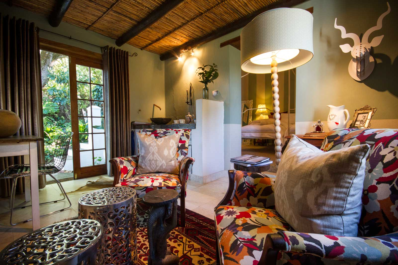 Aloe Twin Garden Suite | Swellendam Country House | Hotel | B&B ...
