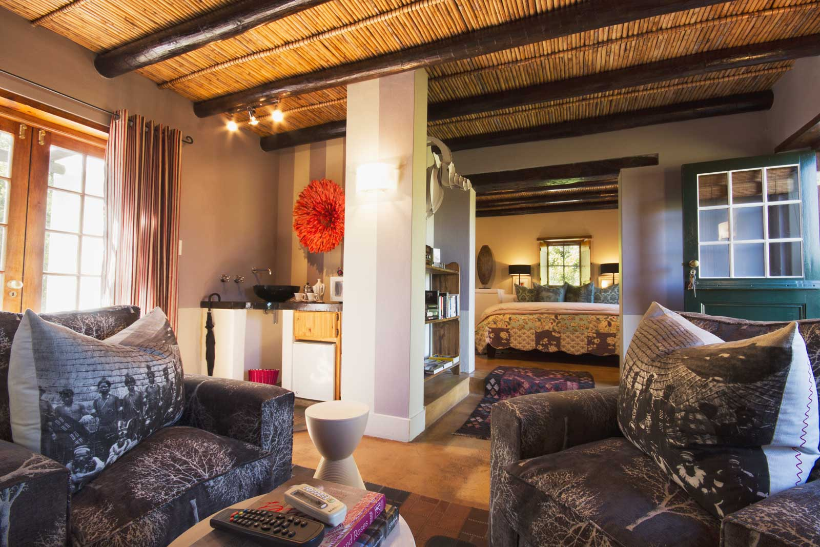 Arum Lily or Buchu Luxury Garden Cottages | Swellendam Country House ...