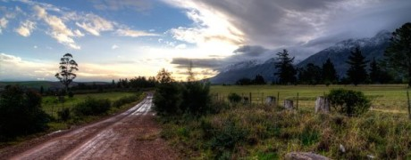 Swellendam winter by Bruce Geils