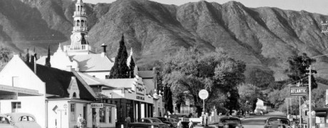 Swellendam in the 50s