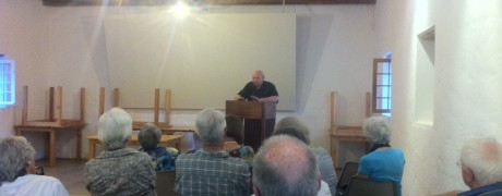 Heritage lecture at Drostdy