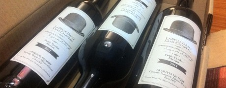 Bottled, labelled and ready
