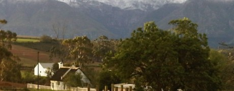 swellendam snow