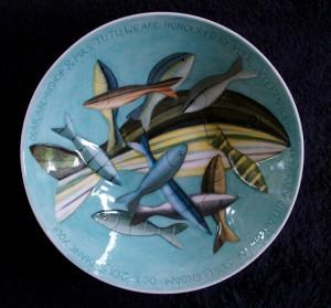 The Tutu Plate